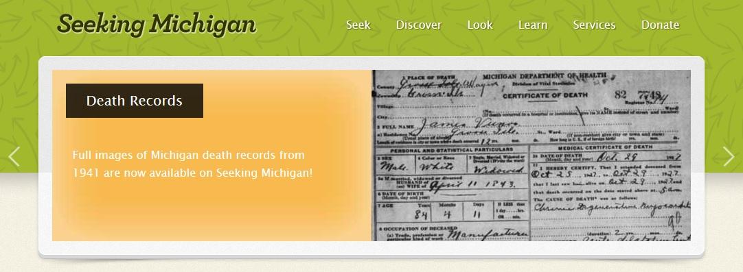 seeking Michigan