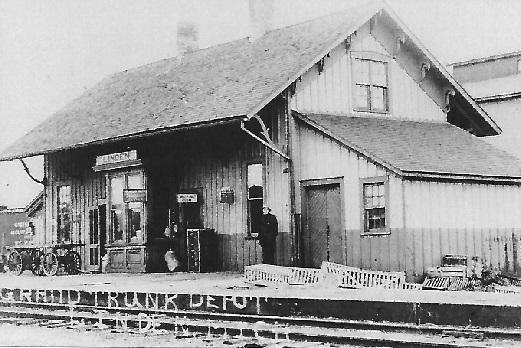 Linden Depot